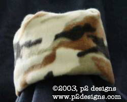 p2 designs:  fleece ski cap photo