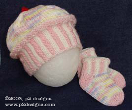 How to Knit a Baby Hat for Charity | eHow